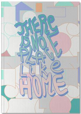 There Is No Place Like Home Notebook