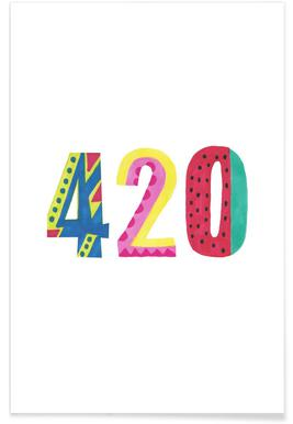 420 -Poster