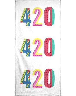 420 Bath Towel