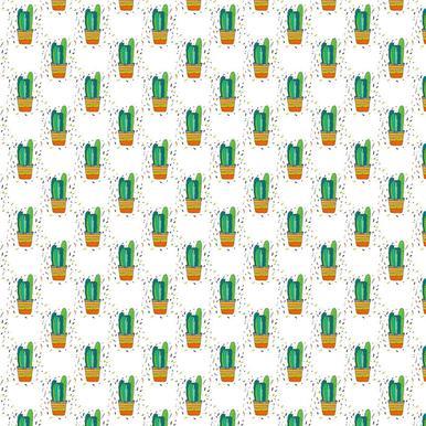 Cacti Cactus Canvas Print