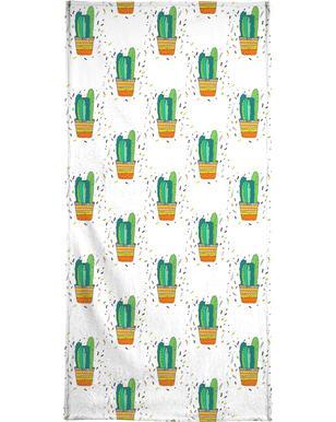 Cacti Cactus handdoek