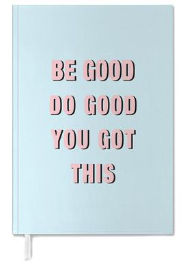 Be Good Do Good Personal Planner