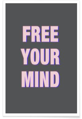 Free Your Mind -Poster