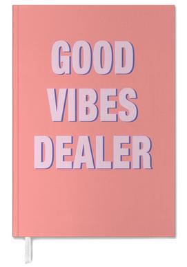 Good Vibes Dealer Personal Planner