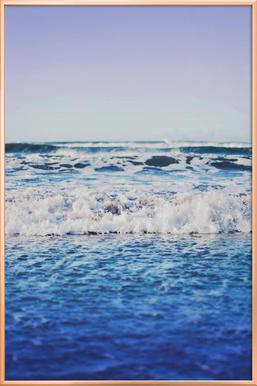 Indigo Waves