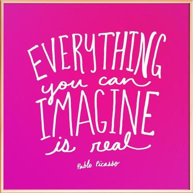 Imagine - Pink
