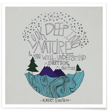 Einstein Nature