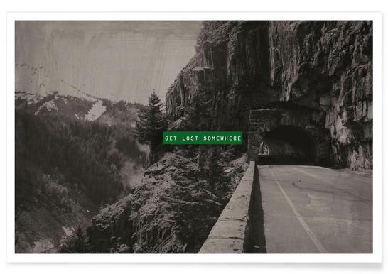 Get Lost Somewhere Poster