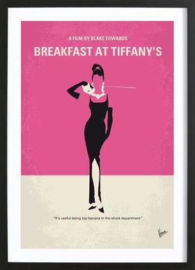 Breakfast at Tiffany's Framed Print