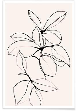 Foliage 0118 Poster