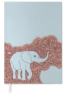 Elephant Blue Personal Planner