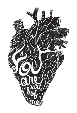 you are part of me