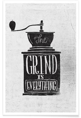 Grind -Poster
