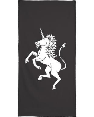Unicorn handdoek