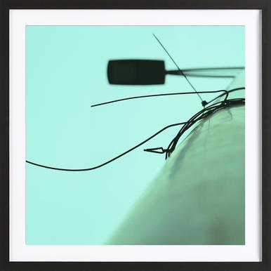 Sputniek Framed Print