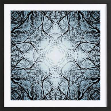 Didgerama Framed Print