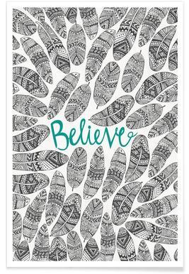 Believe -Poster