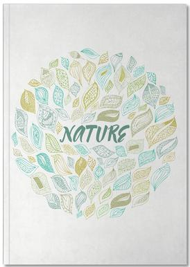 Nature Earth Notebook