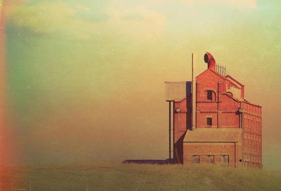 Hart's Mill alu dibond