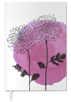 Chrysanthemum -Terminplaner
