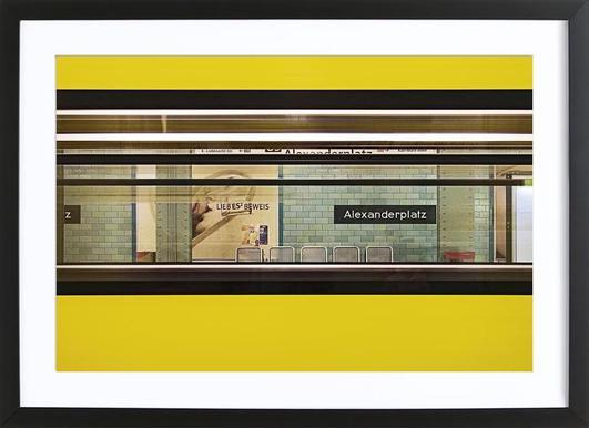 Liebesbeweis Framed Print