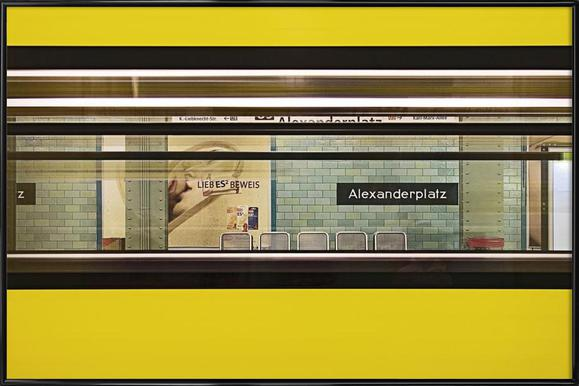 Liebesbeweis - Poster in Standard Frame