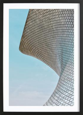 Soumaya 01 Framed Print