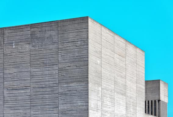 National Theatre 04 -Acrylglasbild