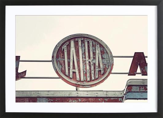 Tatra Framed Print