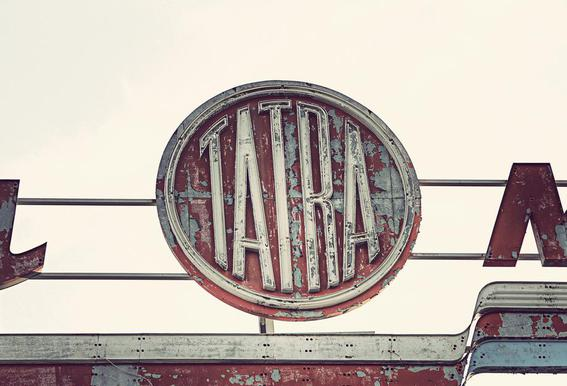 Tatra -Acrylglasbild