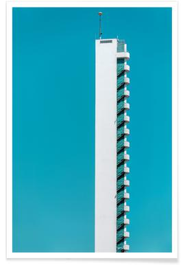 Olympic Tower -Poster