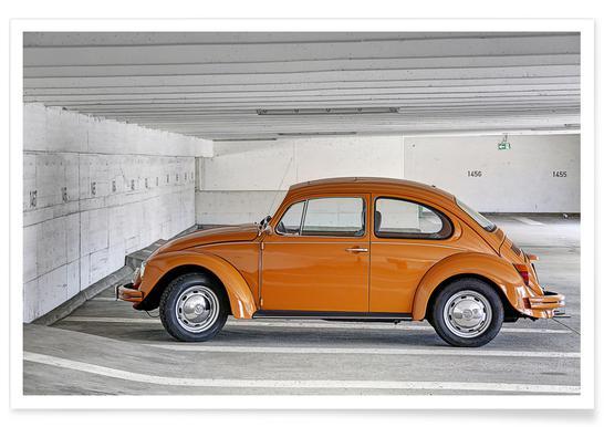Beetle - Premium poster