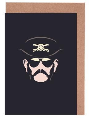 Lemmy Greeting Card Set