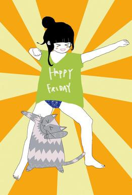 Happy Friday I