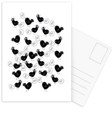 Black Singing Birds