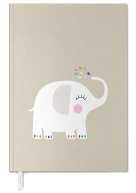 Elephant Rainbow Personal Planner