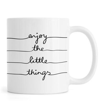Little Things -Tasse