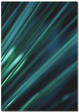 Green Straws 1 Notepad