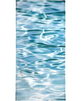 Water 7 Bath Towel