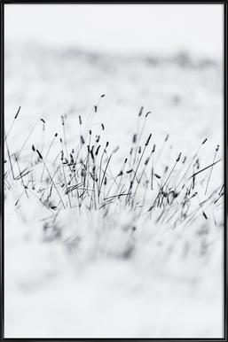 Snow Covered ingelijste poster
