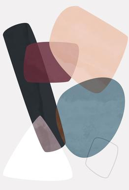 Graphic 195 -Acrylglasbild