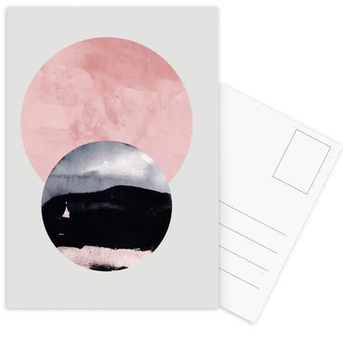 Minimalism 31 -Postkartenset