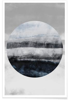 Minimalism 47 -Poster