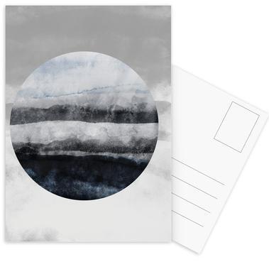 Minimalism 47 Postcard Set