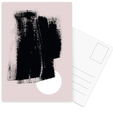 Minimalism 49 Postcard Set