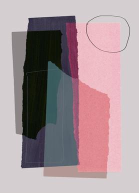 Pieces 5C Canvas Print