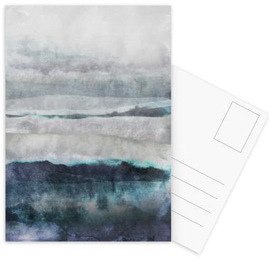 Watercolors 29 -Postkartenset