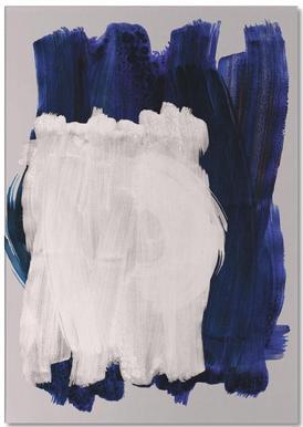 Abstract Brush Strokes 14