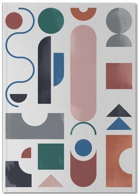 Geometric Shapes 1 Notebook