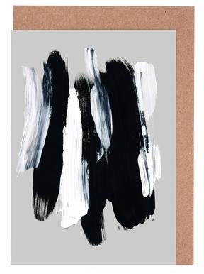 Abstract Brush Strokes 12